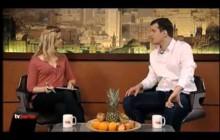 Frühcafé-Talk mit Phil v. Sassen